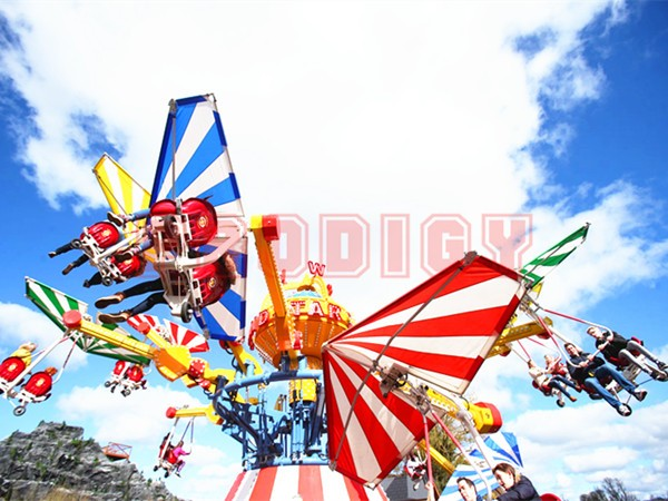 Zhengzhou Prodigy Amusement Equipment Co., Ltd.